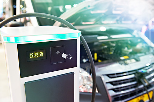 EV fleet management